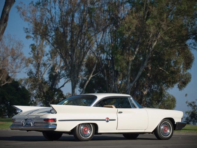 1961 Chrysler 300 G Hardtop Coupe