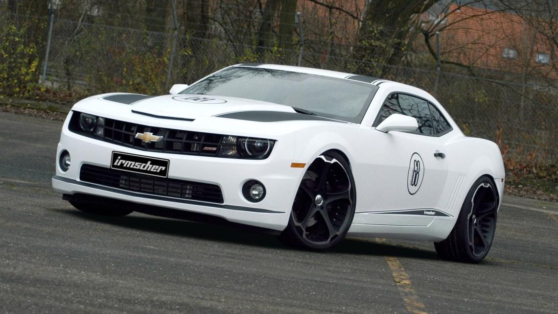 Irmscher Préparateur Automobile Allemand du groupe General Motors