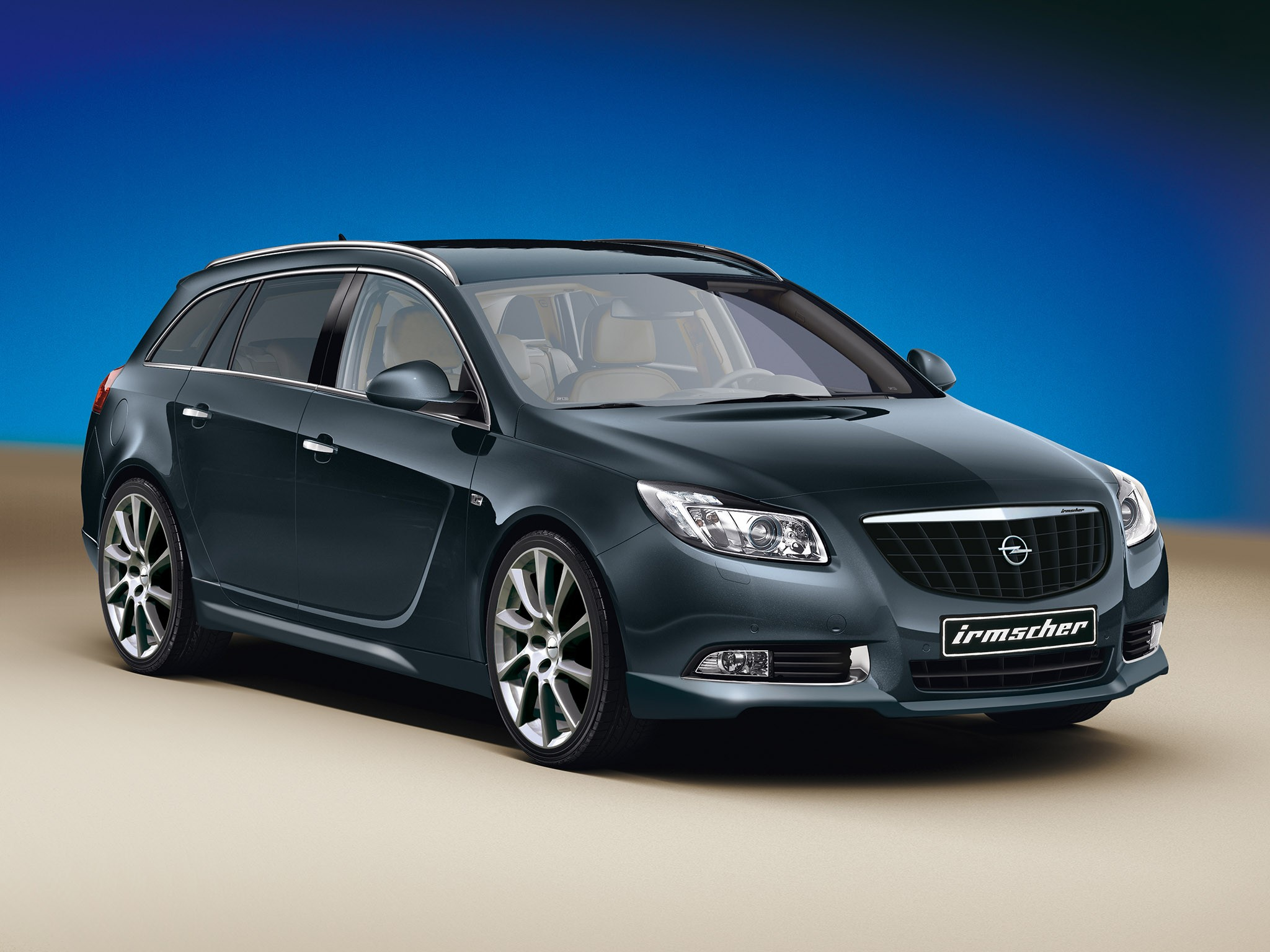 2010 Irmscher Opel Insignia Sports Tourer