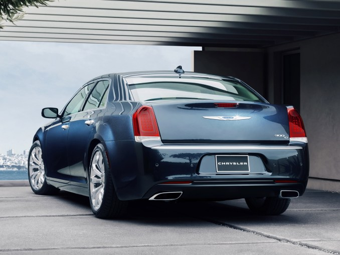 Chrysler 300c Platinum 2015