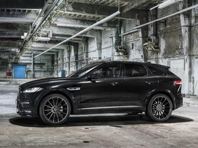 hamann jaguar f-pace 2017