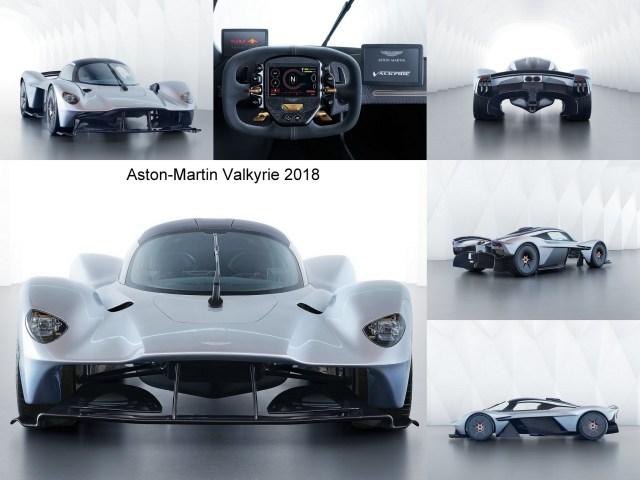 2018 Aston Martin Valkyrie