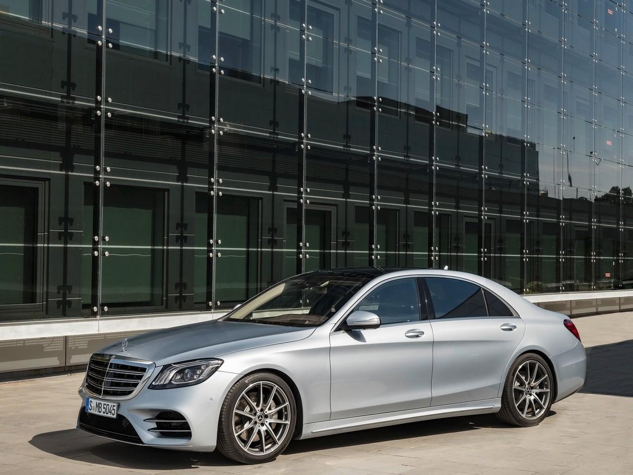 2018 Mercedes Benz Classe S