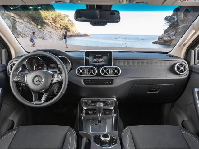 2018 Mercedes X-Class