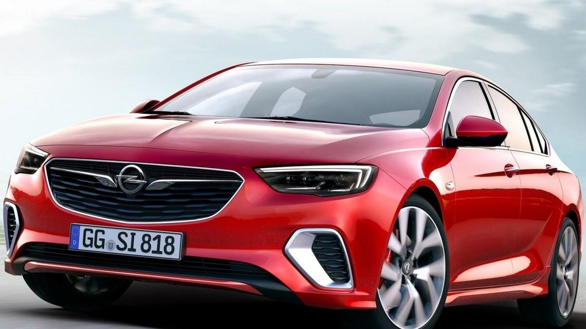 Opel Insignia GSi 2018 – 2.8 V6 Turbo de 325 ch