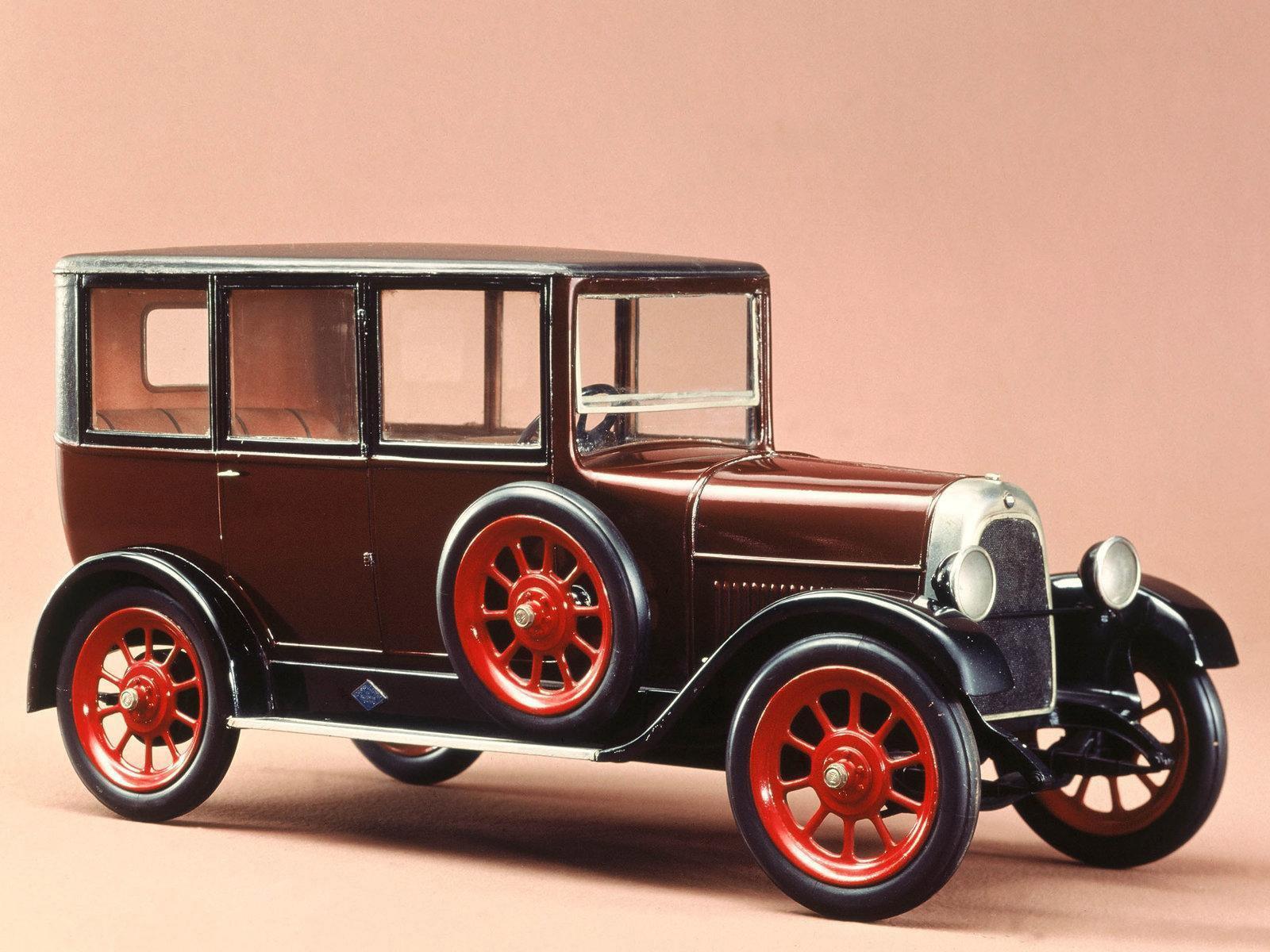 1919 Fiat 501 Saloon
