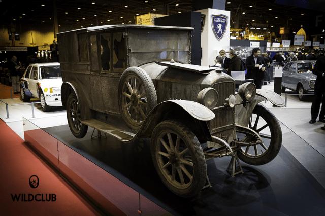 1922 Peugeot Type 163