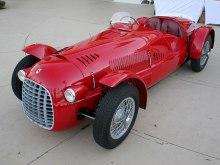 1947 1948 Ferrari 166 Spyder Corsa