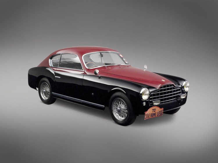 Ferrari 195 Inter 1950