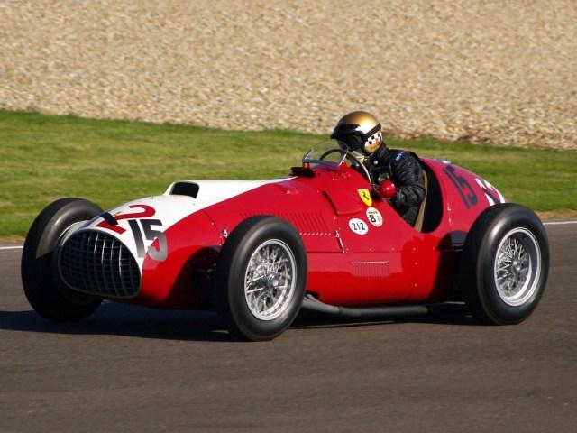 Ferrari 212 F1 1951