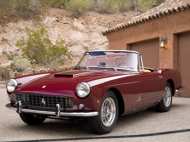 Ferrari 250 GT Cabriolet Serie II Pininfarina 1960