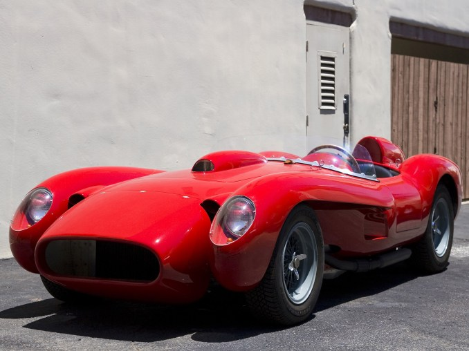 Ferrari 250 Testa Rossa Recreation by Tempero SN 6301