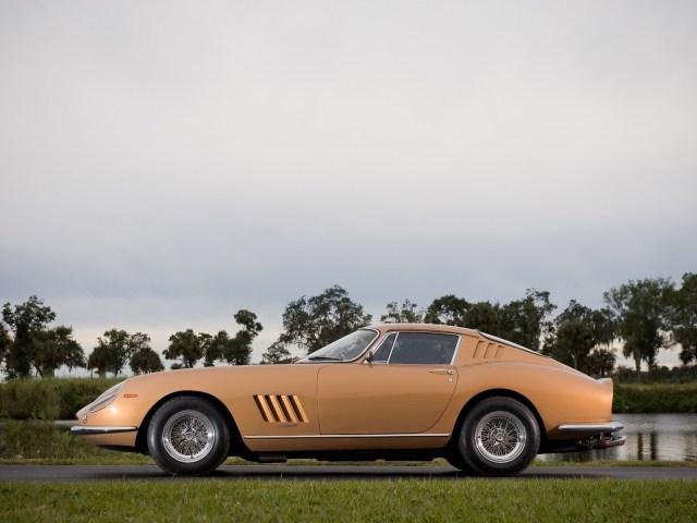 Ferrari 275 GTB/4 Alloy Berlinetta 1967
