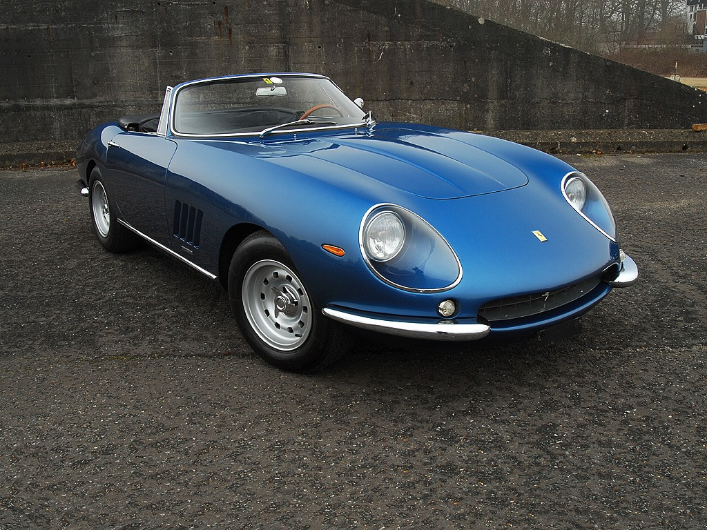 Ferrari 275 GTB4 Nart Spider 1967
