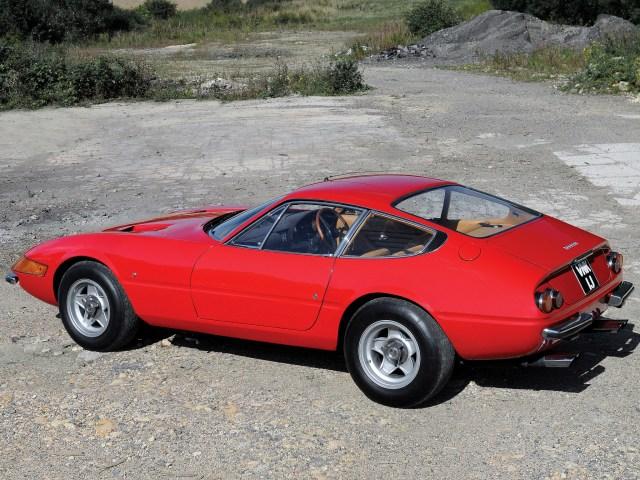 Ferrari 365 GTB4 Daytona 1968