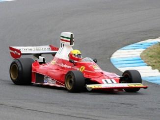 1975 Ferrari F1 312T - Championnat