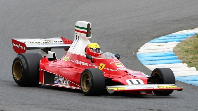 Ferrari F1 312T 1975