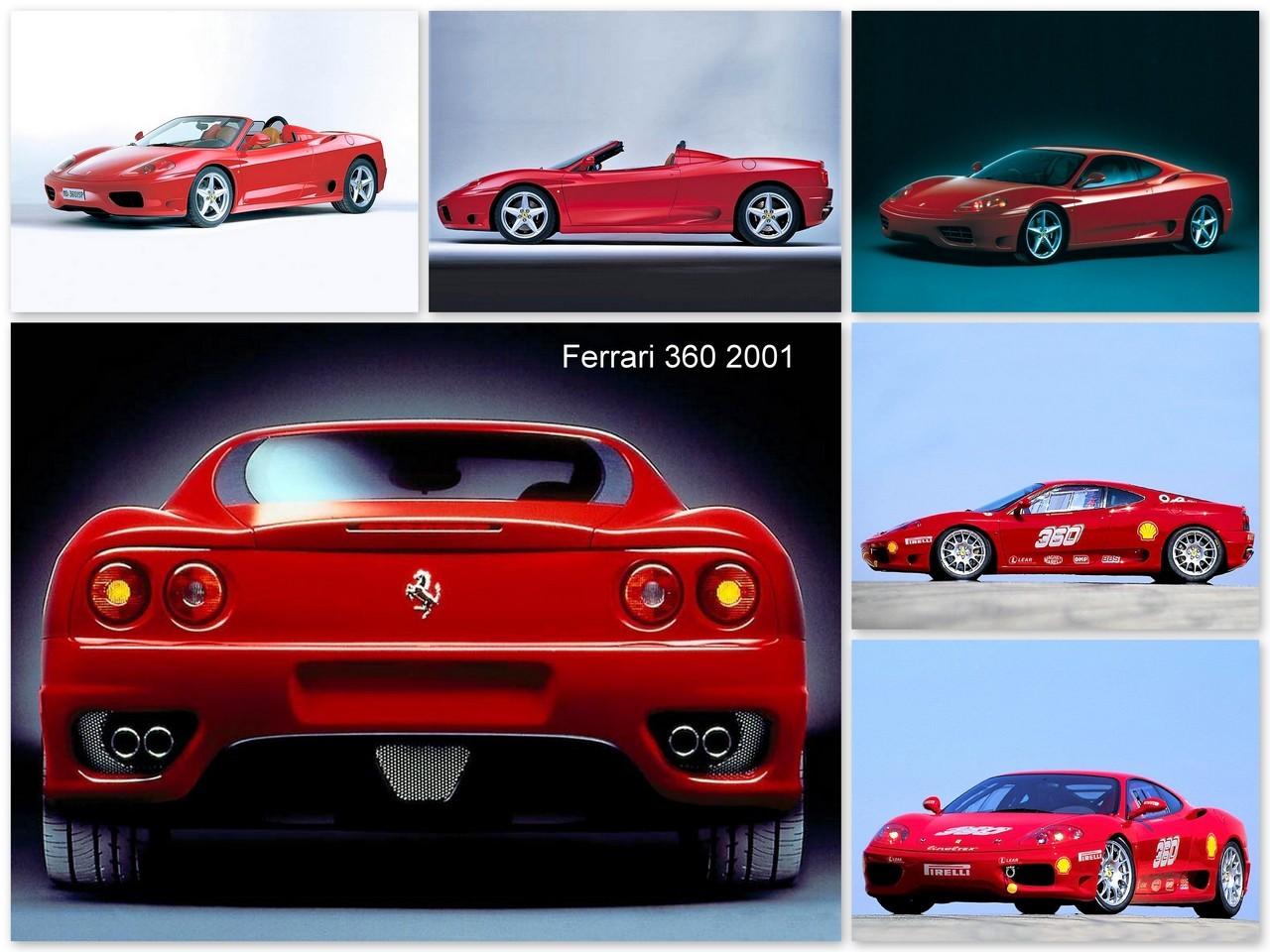 Ferrari 360 2001