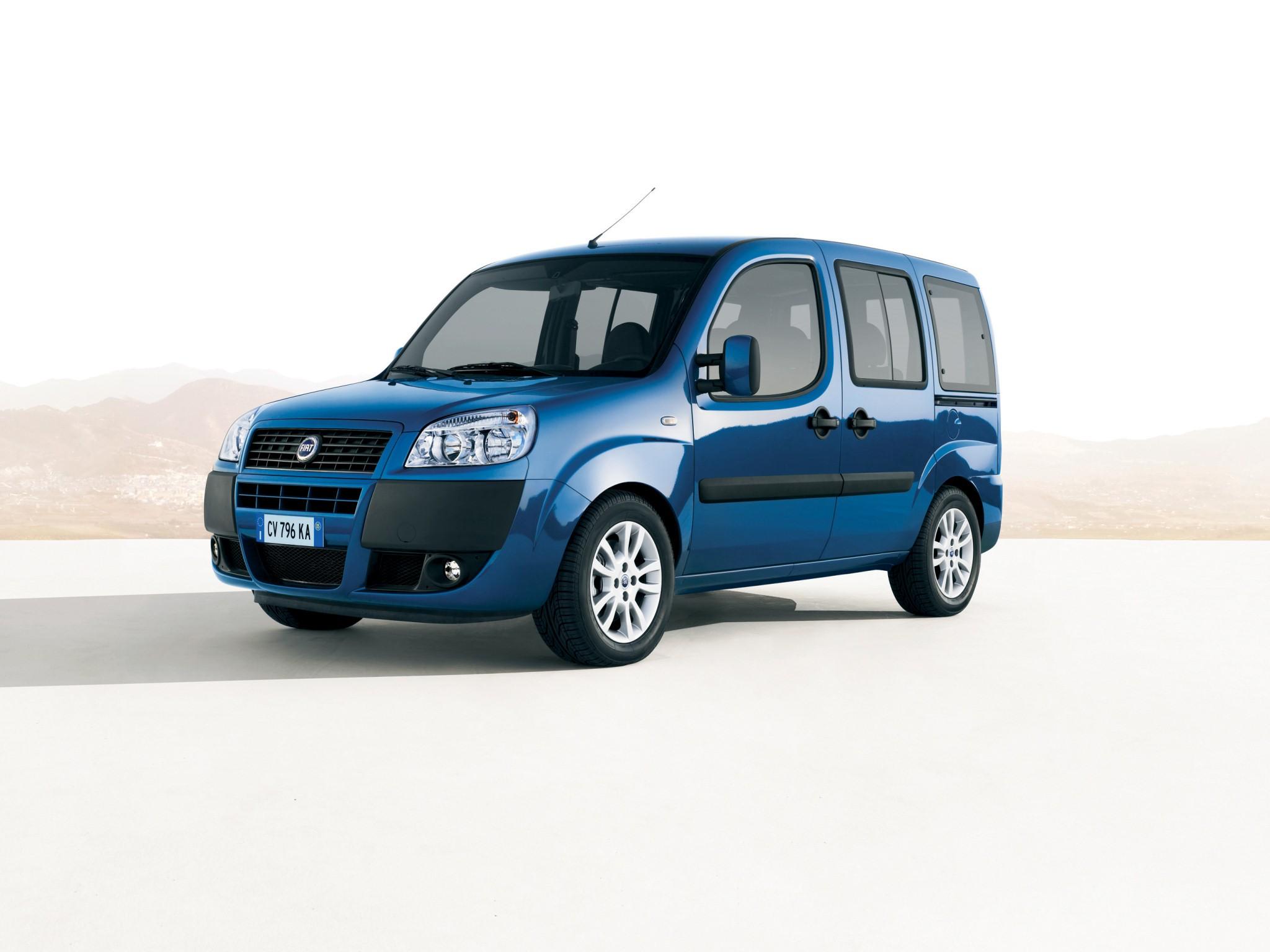 2005 Fiat Doblo