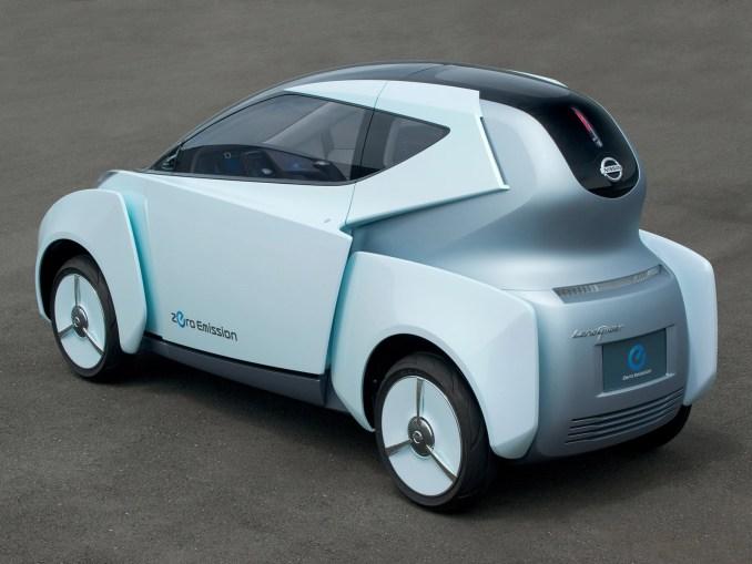 2009 Nissan Land Glider Concept