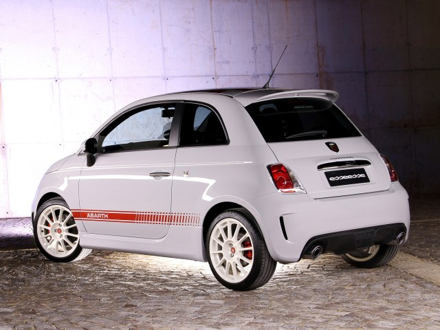 Fiat 500 Abarth Esseesse 2012