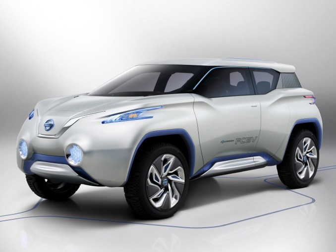 2012 Nissan Terra FCEV Concept
