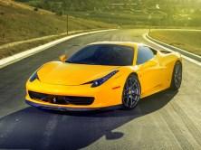 2013 Ferrari 458 Italia - Vorsteiner
