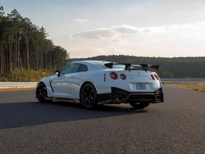 2014 Nismo Nissan_GTR R35 USA
