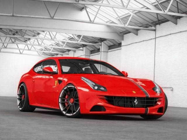 Wheelsandmore Ferrari La Famiglia Fiwe FF 2014