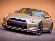 2015 Nissan GTR 45th Anniversary Gold Edition USA