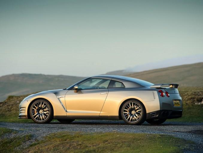 2015 Nissan GTR 45th Anniversary R35 UK