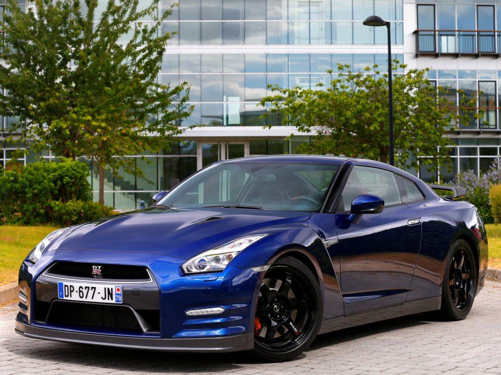 Nissan GTR Track Edition 2015