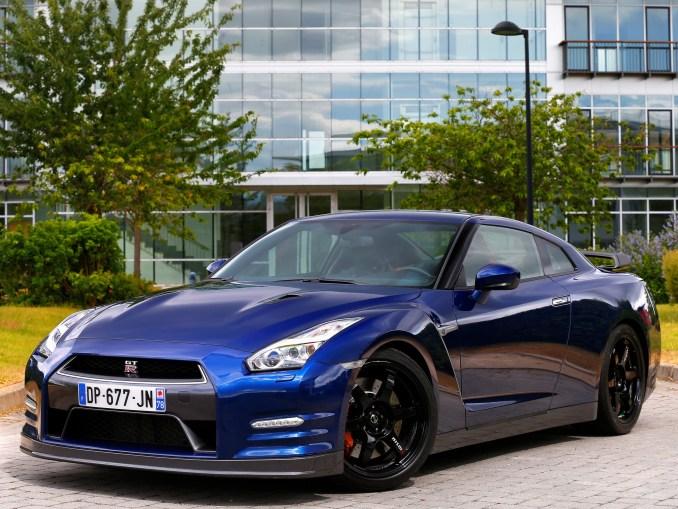 2015 Nissan GTR Track Edition