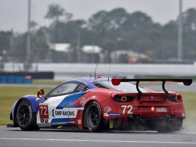 2016 Ferrari 488 GTE