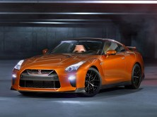 2016 Nissan GTR 45th Anniversary Gold Edition