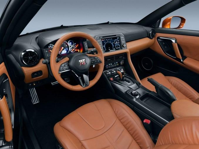 2016 Nissan GTR 45th Anniversary Gold Edition