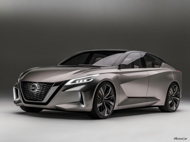 2017 Nissan Vmotion 2.0 Concept