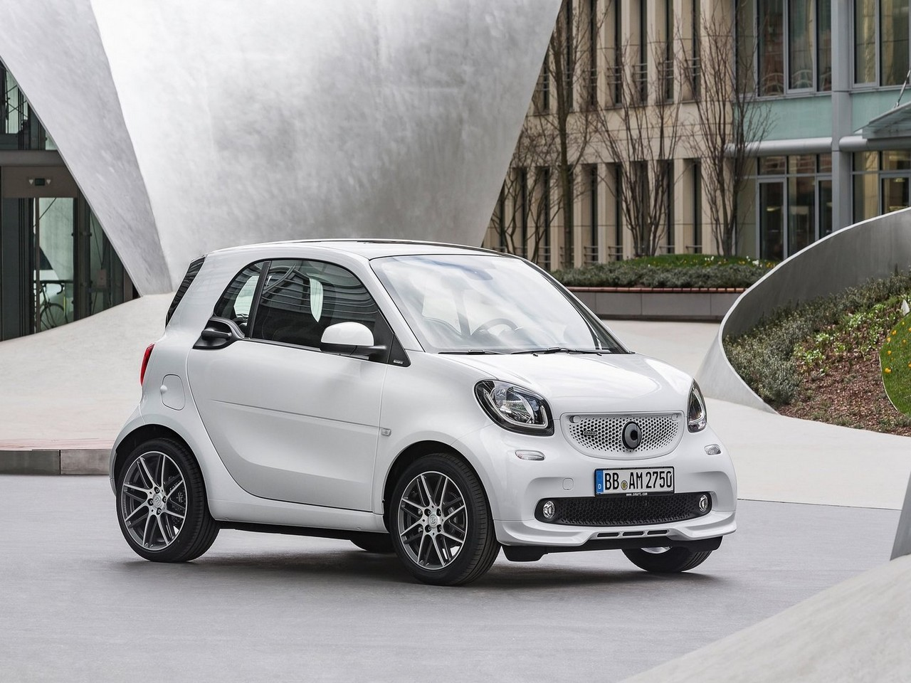 Brabus Smart fortwo 2017