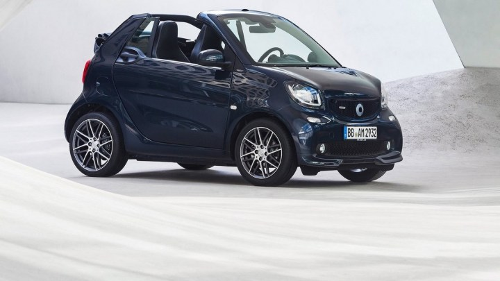 La Smart Fortwo 2017 de chez Brabus – Un look Hyper rock 'n roll