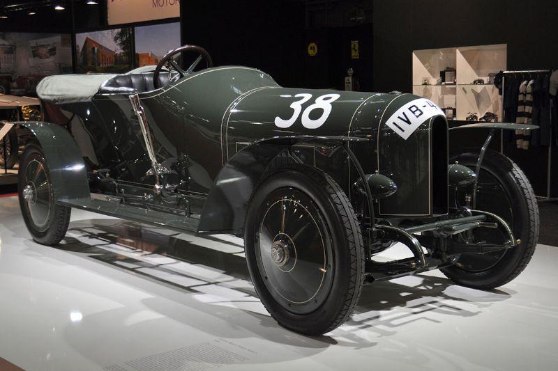 "Benz ""Prince Henri"" - 1910 - Retromobile 2013"
