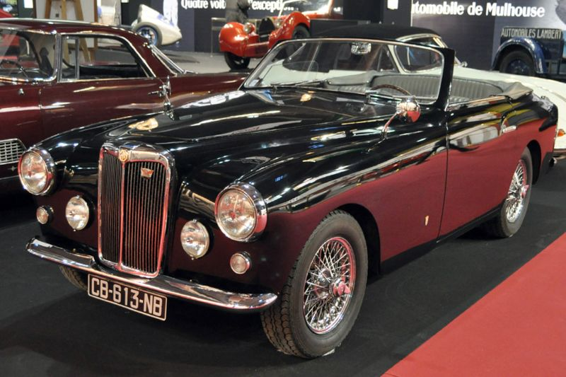 MG Arnolt (coachwork Bertone) - 1963 - Retromobile 2013