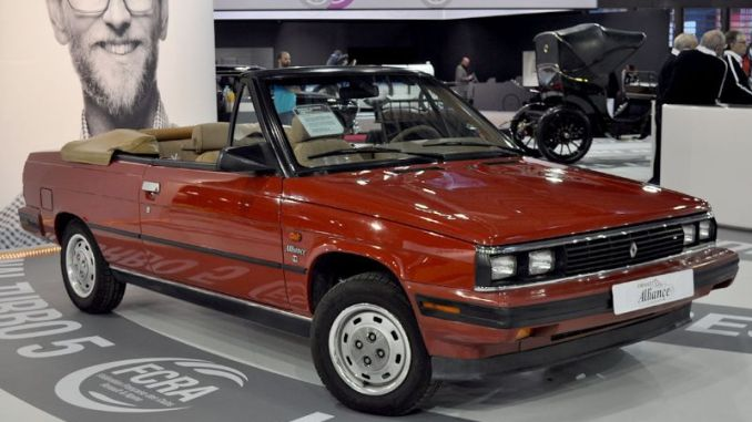 Renault Alliance Cabriolet - 1986