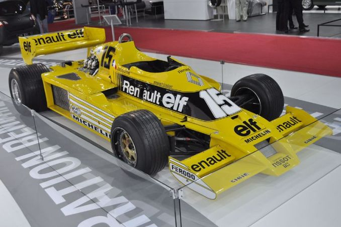 Renault F1 RS01 – 1978