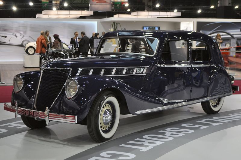 Renault Nerva Grand Sport - 1937