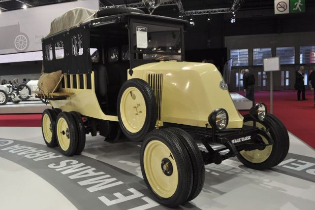 Renault Type MH Six-Roues - 1924