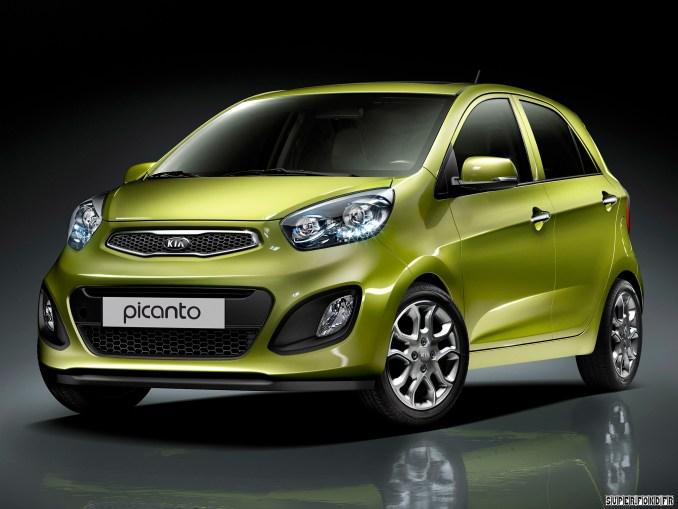 2011 Kia Picanto