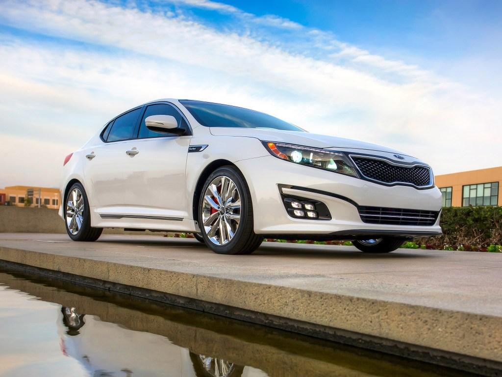 2013 Kia Optima SX Limited USA