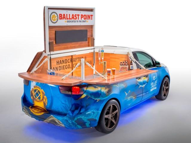 2014 Kia Sedona Ballast Point