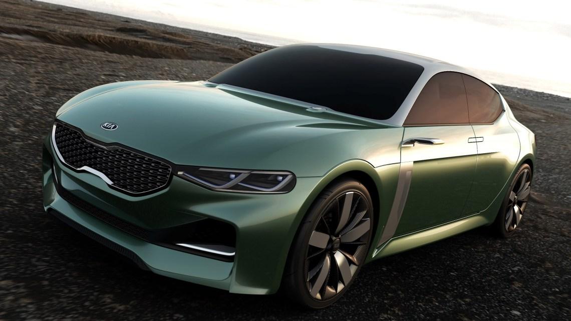 Kia Novo Concept 2015 – Juste un concept, pas une production