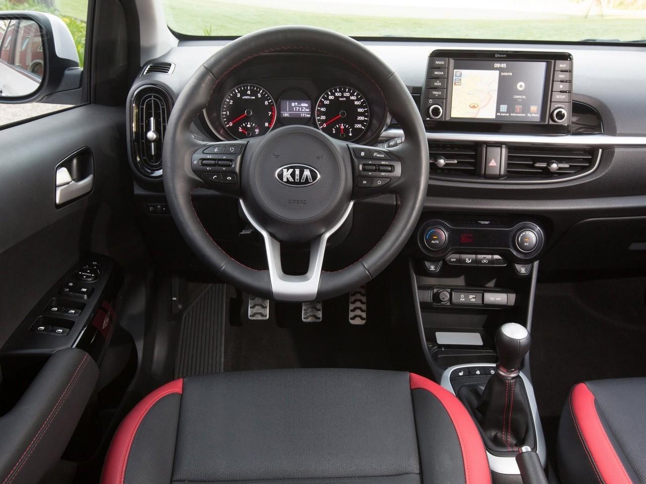 2017 Kia Picanto GT Line